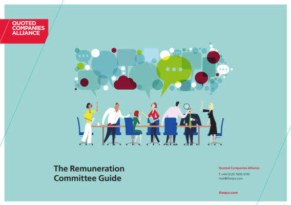 New: QCA Remuneration Committee Guide